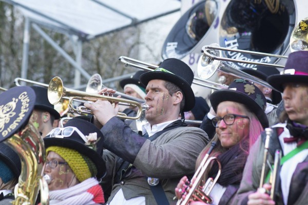 Musikschule Köln Ehrenfeld Trompete Karneval